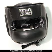 Sparring Headgear with Face-bar